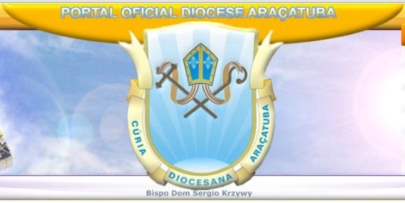 clique sobre a imagem para acessar o post na portal oficial da diocese de Araçatuba