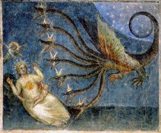 a mulher e o dragão