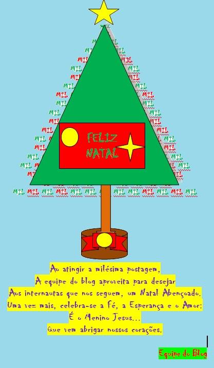 cartão de natal - 2013