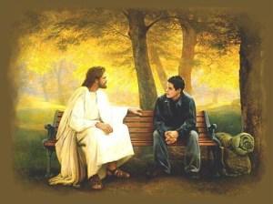 jesus x jovem - 1