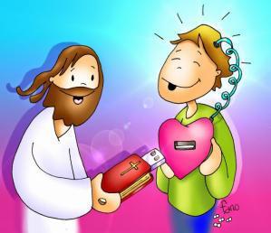 conecte-se a jesus